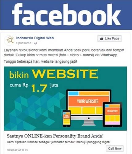 Iklan Social Media
