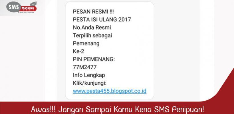 Sms Masking Indonesia